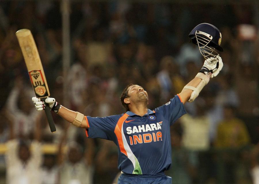 Sachin Tendulkar 200* in ODI