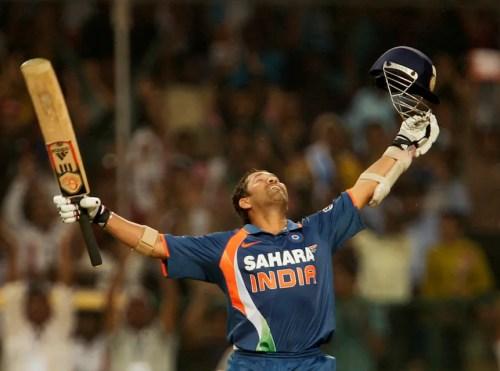 Sachin's 200* against SA