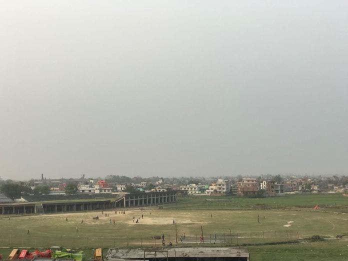 The Narayani Cricket Ground:  A story of ineptitude in Nepal