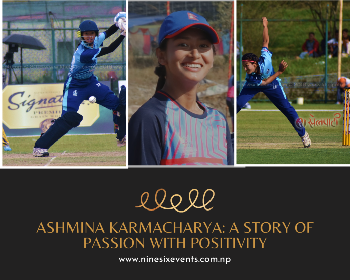 Ashmina: a story of passion with positivity