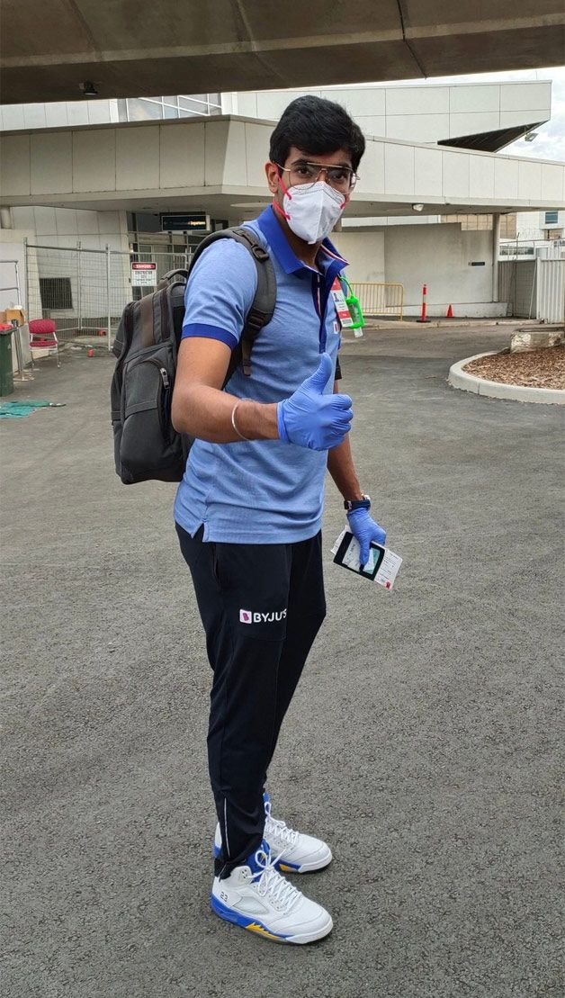 In Pics: India Squad Lands in Australia, Begins Training For Gruelling Tour