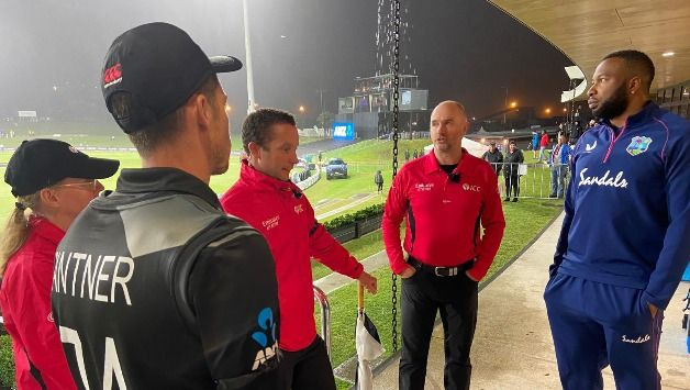 NZ vs WI: Rain Washes Out 3rd T20I Between New Zealand And West Indies; Hosts Pocket Series 2-0