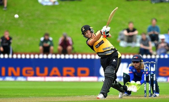 New Zealand Captain Sophie Devine Creates History, Slams 36-ball Century During Super Smash T20; Records Fastest Hundred in Women's T20 History