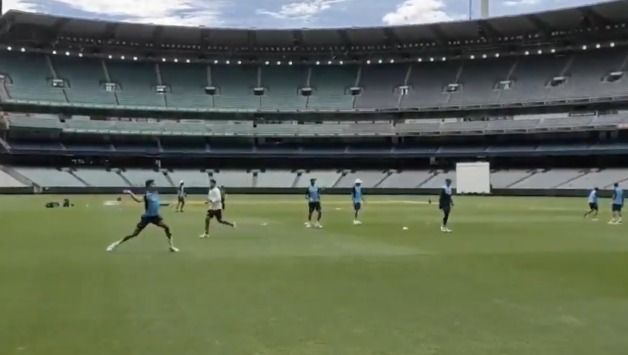 India vs Australia: Rain Washes Out Team India's Practice Session at Melbourne Cricket Ground on Sunday