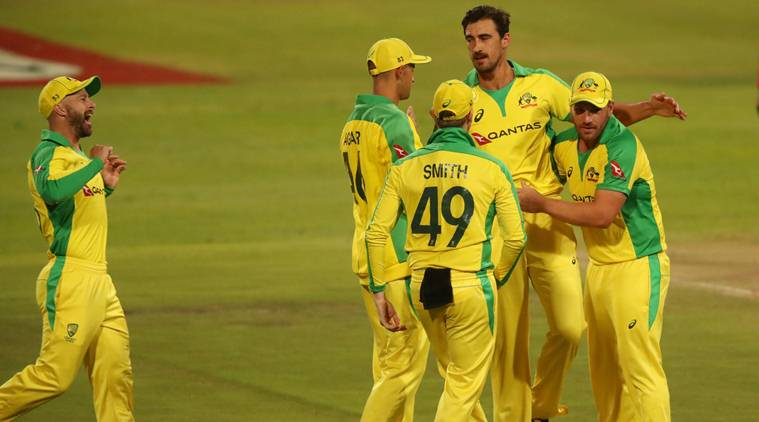 Australia won the T20 series 2-1 against South Africa