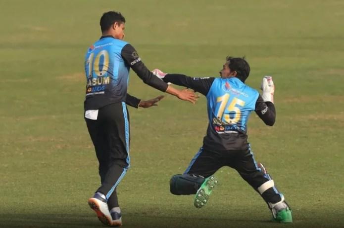 Mushfiqur Rahim Gets Angry Over Teammate Nasum Ahmed