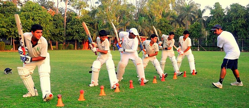 Best Cricket Academies in Delhi