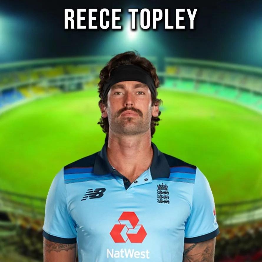 Reece Topley