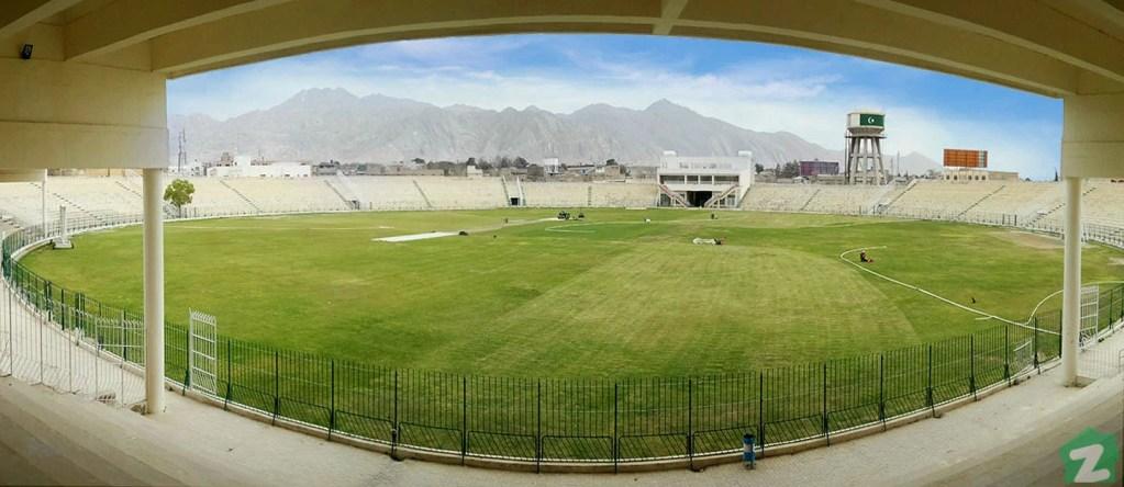 Bugti Cricket Stadium