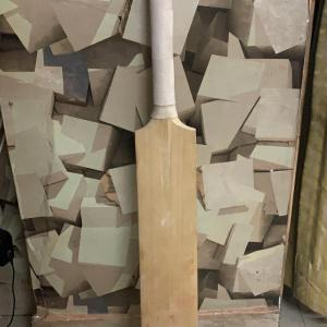 used english willow cricket bat