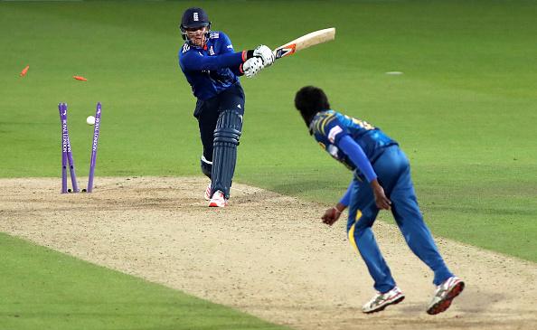 England v Sri Lanka - 4th ODI Royal London One-Day Series 2016