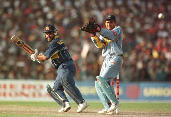 Arjuna Ranatunga's batting efforts are often underrated in comparison to that of both Aravinda de Silva and Sanath Jayasuriya.