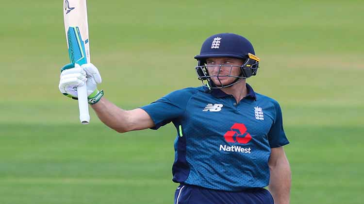Eoin Morgan Hails Jos Buttler As One of England's Greatest White-Ball Cricketers