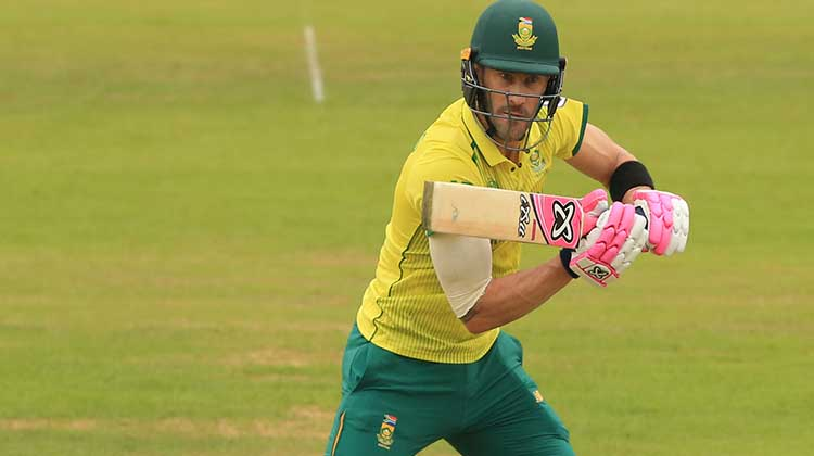 Quick Relook At Faf du Plessis' Captaincy Credentials As He Steps Down