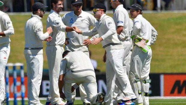 New Zealand Team after defeating Bangladesh