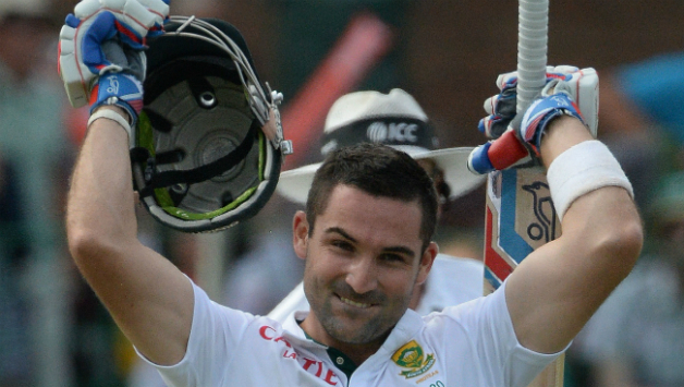 Deal Elgar scores Test century