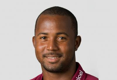 West Cricketer Dwayne Smith