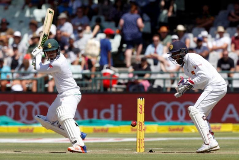 Cricket - South Africa v Sri Lanka - Second Test cricket match