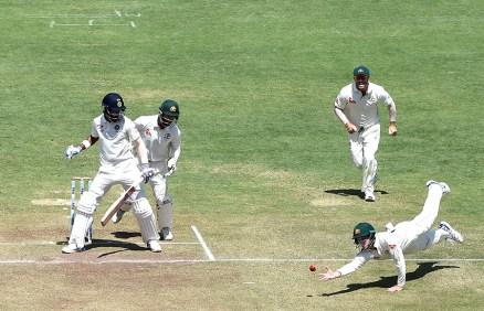 Australia's fielding was brilliant. Image Courtesy: ICC