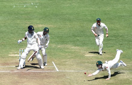 Australia's fielding was brilliant. Image Courtesy: ICC