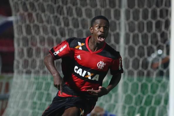 Resultado de imagen de Vinicius Junior 2017