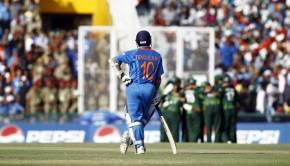 Sachin Tendulkar against Pakistan