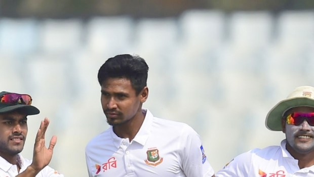Mustafizur Rahman showed how to bowl with positive intent