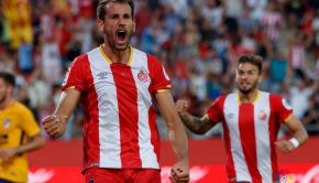 Stuani makes another case for World Cup inclusion with Bernabeu double