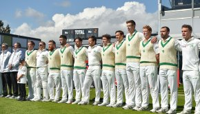 Ireland's first day in Test cricket