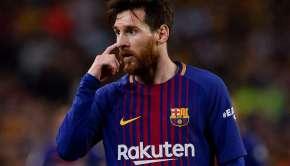 Messi in Clasico