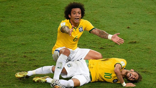 Neymar is ready to bounce back after woeful World Cup