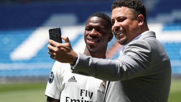 Real Madrid Vinicius