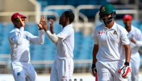 Tamim Iqbal dismissed