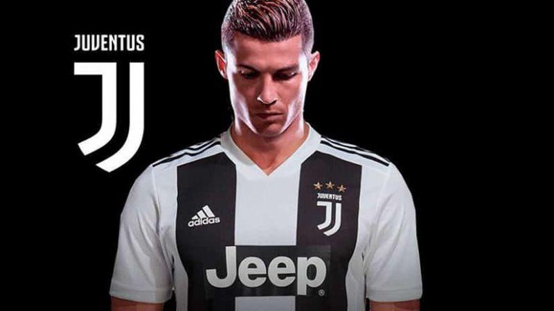 Ronaldo joins Juventus