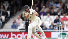 Jos Buttler of England bats