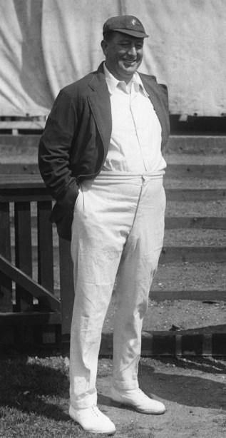 Warwick Armstrong. Image Courtesy: Wikipedia