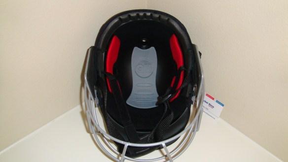 GM 2012 pro cricket helmet 3