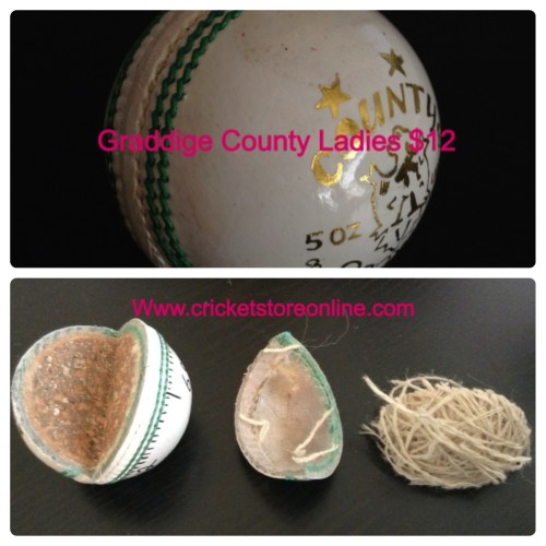 county cricket ball image