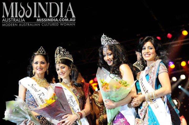 Pallavi Sharda (Miss India Australia)
