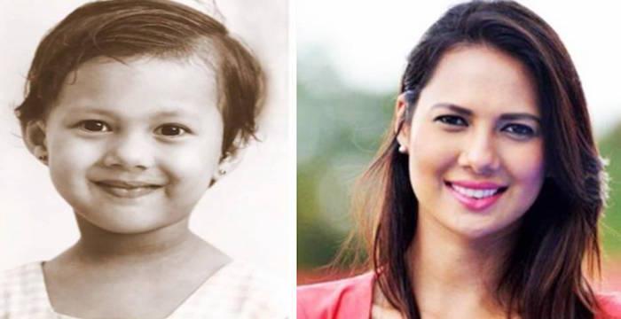 Rochelle Rao childhood