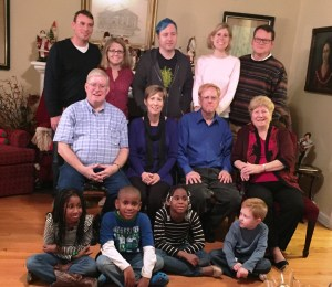 Mom's Legacy of Three Generations