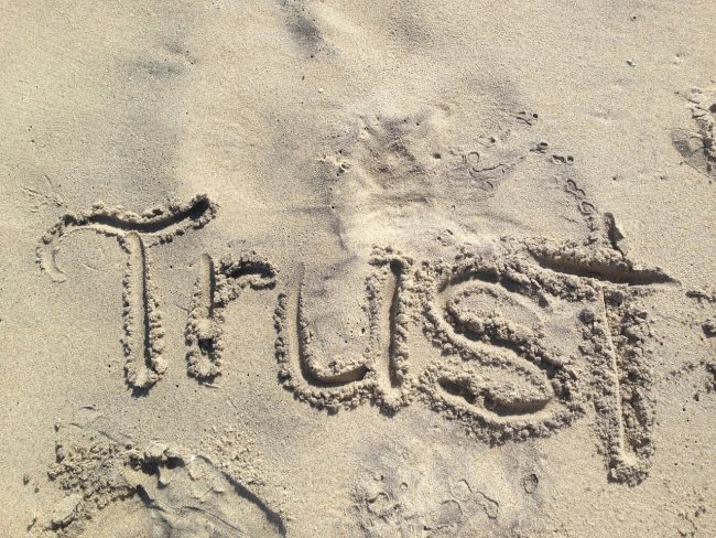 Trust: Hard but Necessary
