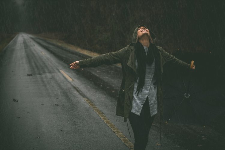 Soaking in the Rain of Grace: Guest Post by Heather Bock