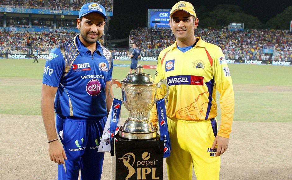 Mumbai vs Chennai in IPL