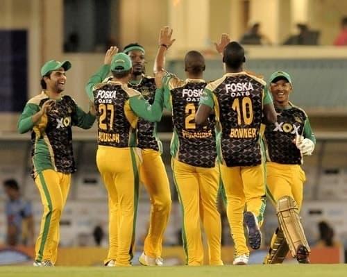 Jamaica-Tallawahs Prediction