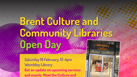 Brent Culture Open Day