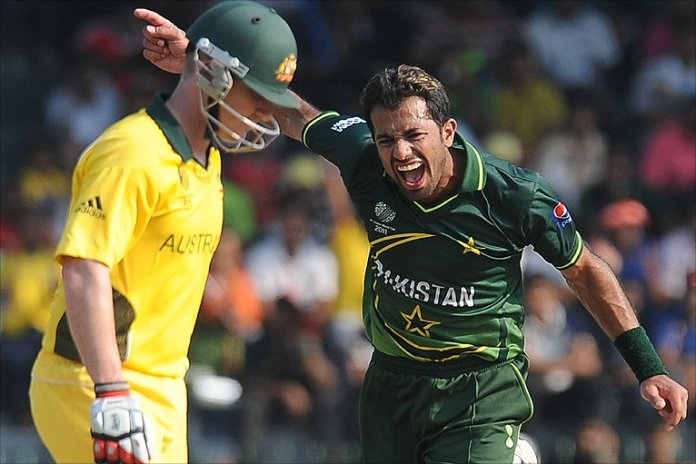 Wahab Riaz saw chief selector in his dream before his WC call-up