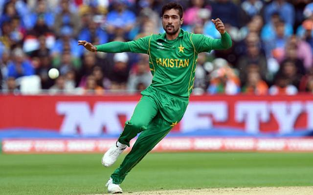 The controversial Muhammad Amir World Cup spot