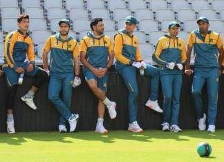Pakistan Cricket Team bowling attack