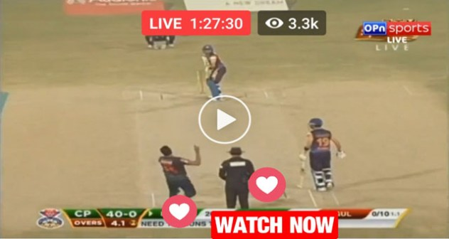CLK vs KDT 1st T20 LPL 2020